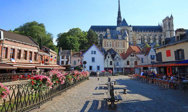 Afbeelding van Uit de aflevering: Amiens