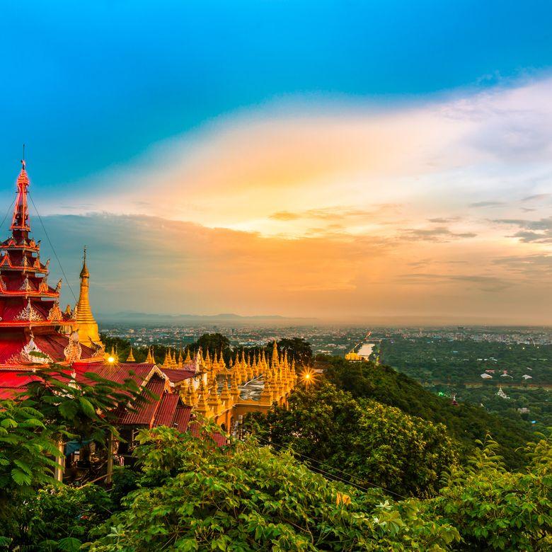 Afbeelding van Uit de aflevering: Mandalay